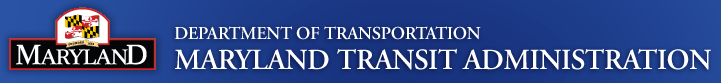 Maryland Department of Transportation Mass Transit Administration Logo